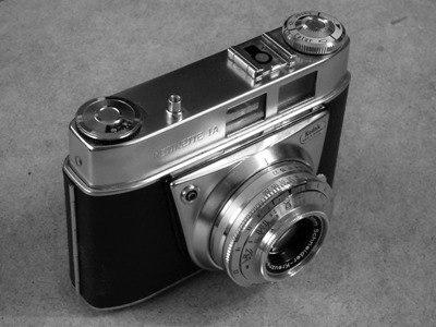 Kodak Retinette 1A Camera
